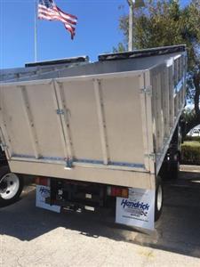 2018 LCF 3500 Regular Cab 4x2,  MC Ventures Dump Body #M811938 - photo 2