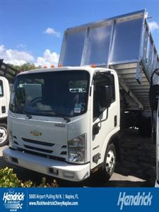 2018 LCF 3500 Regular Cab 4x2,  MC Ventures Dump Body #M811939 - photo 1
