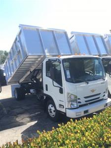 2018 LCF 3500 Regular Cab 4x2,  MC Ventures Dump Body #M811939 - photo 4
