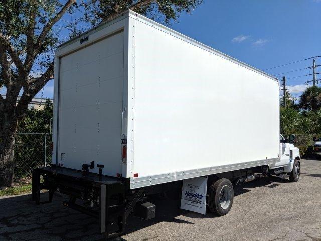 2019 Chevrolet Silverado Medium Duty Regular Cab DRW 4x2,  Knapheide Dry Freight #M862877 - photo 1