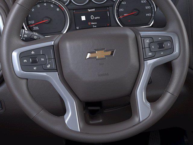 2021 Chevrolet Silverado 1500 Crew Cab 4x2, Pickup #M86663 - photo 16