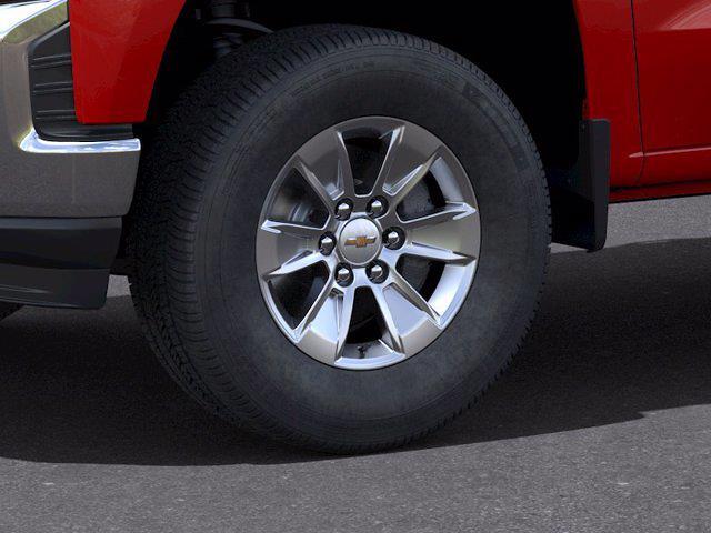2021 Chevrolet Silverado 1500 Crew Cab 4x2, Pickup #M86663 - photo 7