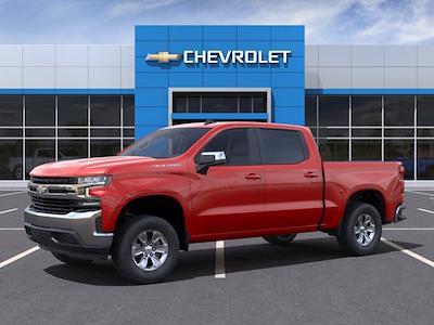 2021 Chevrolet Silverado 1500 Crew Cab 4x2, Pickup #M86663 - photo 3