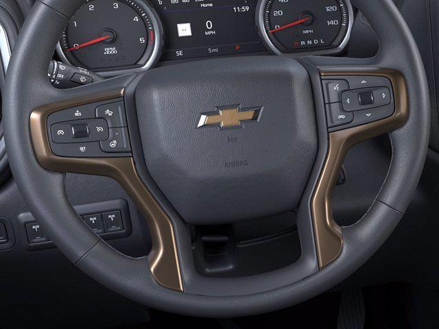 2021 Chevrolet Silverado 2500 Crew Cab 4x4, Pickup #M87171 - photo 16