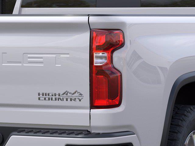 2021 Chevrolet Silverado 2500 Crew Cab 4x4, Pickup #M87171 - photo 9