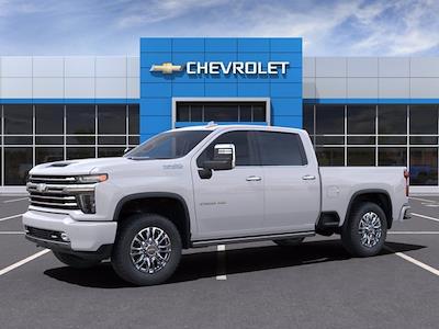 2021 Chevrolet Silverado 2500 Crew Cab 4x4, Pickup #M87171 - photo 3