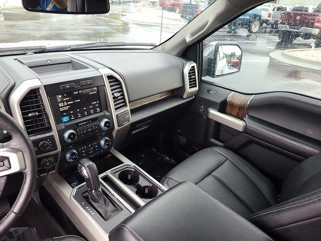 2018 Ford F-150 SuperCrew Cab 4x4, Pickup #M87208A - photo 25