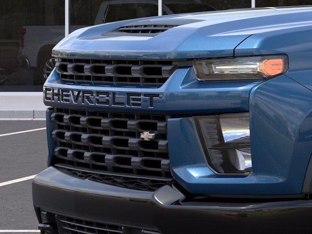 2021 Chevrolet Silverado 2500 Crew Cab 4x4, Pickup #M88298 - photo 11