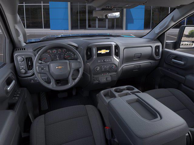 2021 Chevrolet Silverado 2500 Crew Cab 4x4, Pickup #M88298 - photo 12