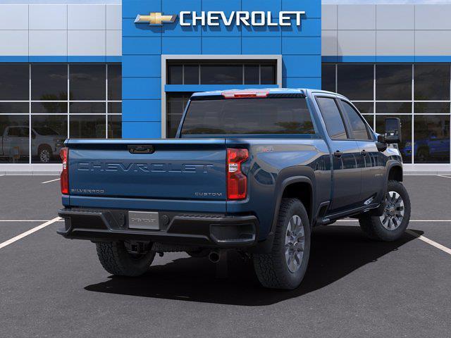 2021 Chevrolet Silverado 2500 Crew Cab 4x4, Pickup #M88298 - photo 2