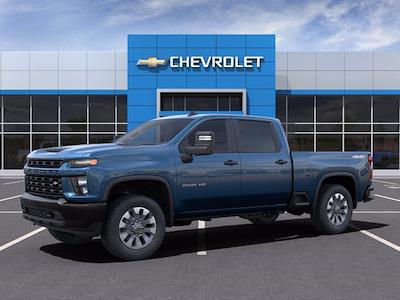 2021 Chevrolet Silverado 2500 Crew Cab 4x4, Pickup #M88298 - photo 3