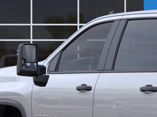 2021 Chevrolet Silverado 2500 Crew Cab 4x4, Pickup #M88300 - photo 10