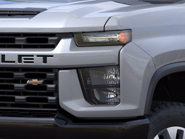 2021 Chevrolet Silverado 2500 Crew Cab 4x4, Pickup #M88300 - photo 8