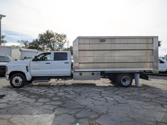 2019 Silverado Medium Duty Regular Cab DRW 4x2,  MC Ventures Chipper Body #M885304 - photo 8