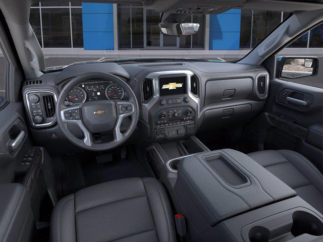 2021 Chevrolet Silverado 1500 Crew Cab 4x4, Pickup #M91111 - photo 12