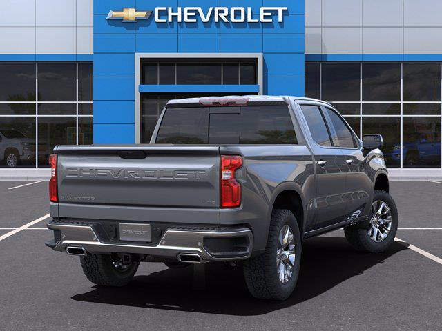 2021 Chevrolet Silverado 1500 Crew Cab 4x4, Pickup #M91111 - photo 2