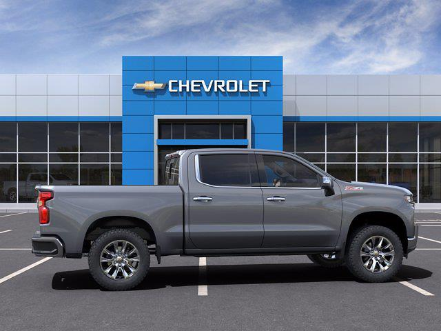 2021 Chevrolet Silverado 1500 Crew Cab 4x4, Pickup #M91111 - photo 5