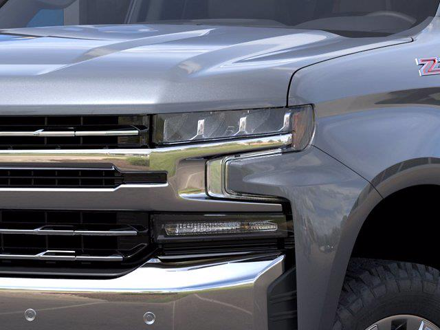 2021 Chevrolet Silverado 1500 Crew Cab 4x4, Pickup #M91111 - photo 8
