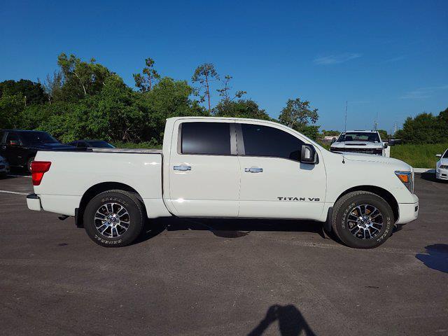 2020 Nissan Titan Crew Cab 4x2, Pickup #M91305B - photo 8