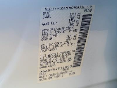 2020 Nissan Titan Crew Cab 4x2, Pickup #M91305B - photo 80