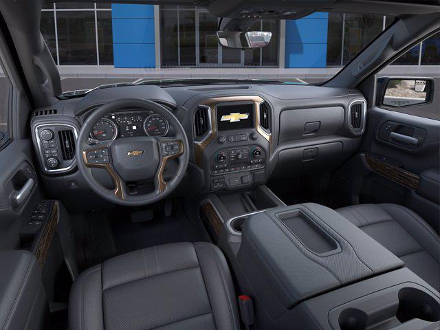 2021 Chevrolet Silverado 1500 Crew Cab 4x4, Pickup #M91661 - photo 12
