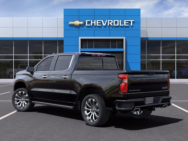 2021 Chevrolet Silverado 1500 Crew Cab 4x4, Pickup #M91661 - photo 4