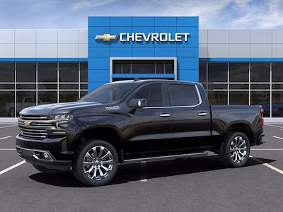 2021 Chevrolet Silverado 1500 Crew Cab 4x4, Pickup #M91661 - photo 3