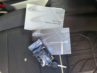2020 Chevrolet Silverado 1500 Crew Cab 4x2, Pickup #M93972A - photo 77