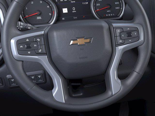 2021 Chevrolet Silverado 2500 Crew Cab 4x4, Pickup #M95909 - photo 16