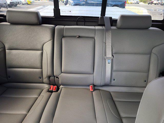 2015 Chevrolet Silverado 1500 Crew Cab 4x4, Pickup #M96567A - photo 46