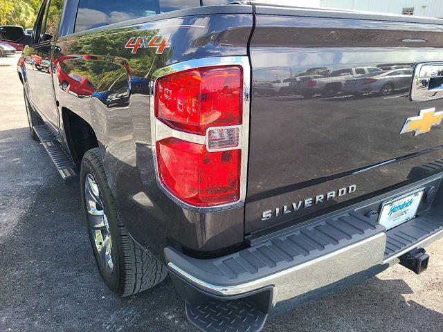 2015 Chevrolet Silverado 1500 Crew Cab 4x4, Pickup #M96567A - photo 58