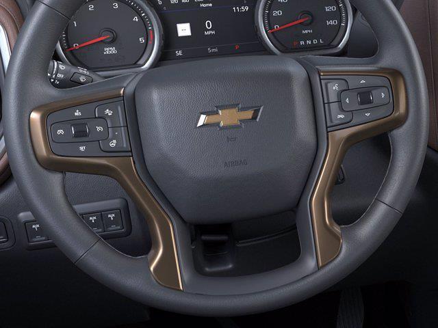 2021 Chevrolet Silverado 2500 Crew Cab 4x4, Pickup #M98646 - photo 16