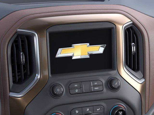 2021 Chevrolet Silverado 2500 Crew Cab 4x4, Pickup #M98646 - photo 17