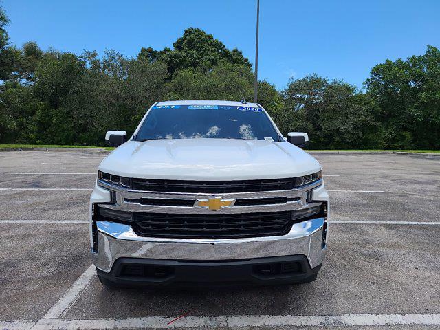2020 Chevrolet Silverado 1500 Double Cab 4x4, Pickup #M98902A - photo 5