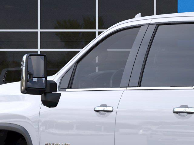 2021 Chevrolet Silverado 2500 Crew Cab 4x4, Pickup #M99770 - photo 10