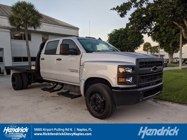 2019 Chevrolet Silverado Medium Duty Crew Cab DRW 4x2, CM Truck Beds Hauler Body #T611640 - photo 1