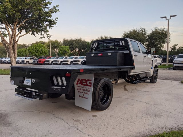 2019 Chevrolet Silverado 5500 Crew Cab DRW 4x2, CM Truck Beds Hauler Body #T611640 - photo 1