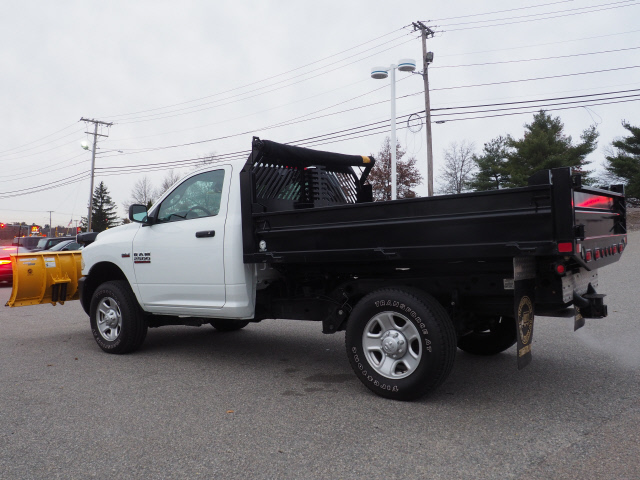 2016 Ram 2500 Regular Cab 4x4,  Champagne Dump Body #M160295 - photo 2