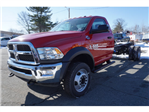 2017 Ram 5500 Regular Cab DRW 4x4 Cab Chassis #M170104 - photo 1