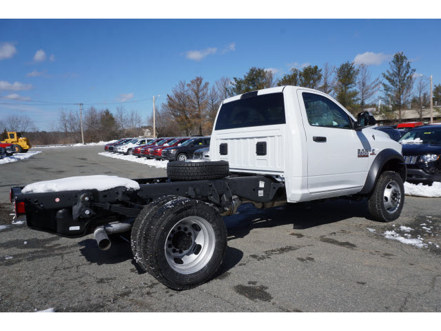 2017 Ram 5500 Regular Cab DRW 4x4 Cab Chassis #M170534 - photo 2