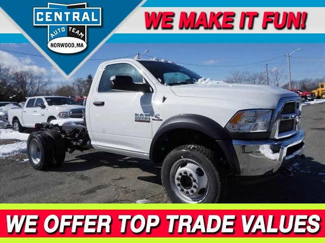 2017 Ram 5500 Regular Cab DRW 4x4,  Cab Chassis #M170676 - photo 1
