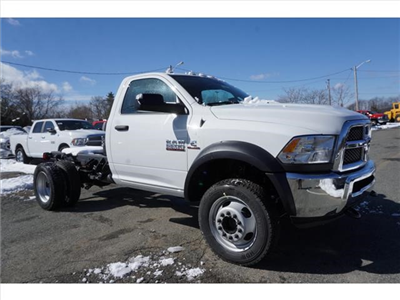 2017 Ram 5500 Regular Cab DRW 4x4,  Cab Chassis #M170676 - photo 5