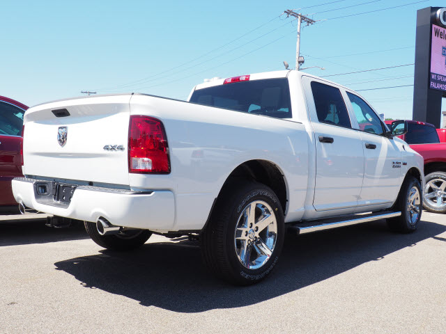 2017 Ram 1500 Crew Cab 4x4,  Pickup #M171031 - photo 2