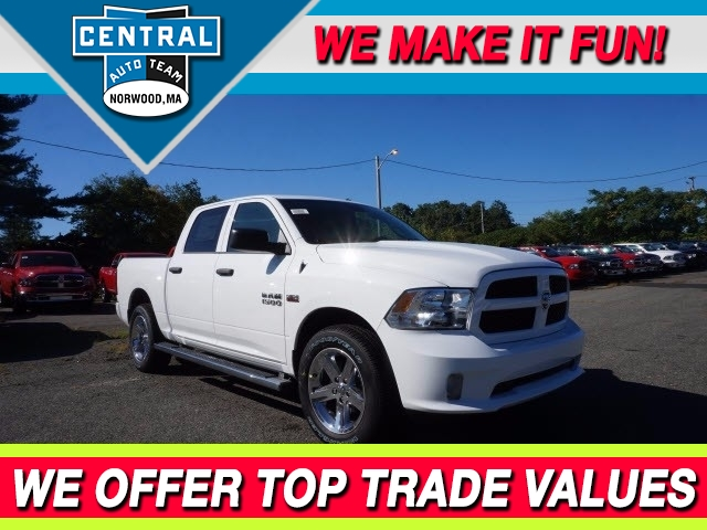 2017 Ram 1500 Crew Cab 4x4,  Pickup #M171031 - photo 11
