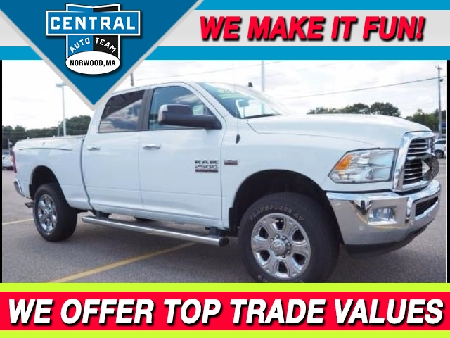 2018 Ram 2500 Crew Cab 4x4, Pickup #M180159 - photo 1