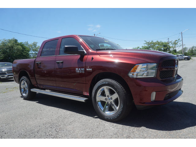 2018 Ram 1500 Crew Cab 4x4,  Pickup #M180292 - photo 1