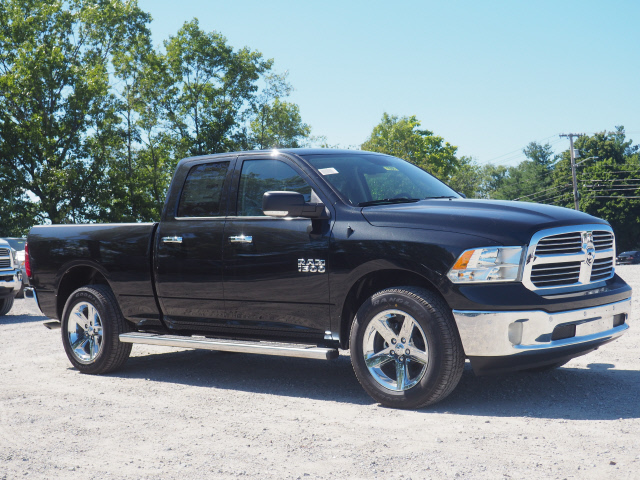 2018 Ram 1500 Quad Cab 4x4,  Pickup #M181508 - photo 1