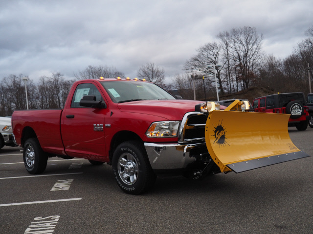 2018 Ram 2500 Regular Cab 4x4,  Pickup #M182010 - photo 3
