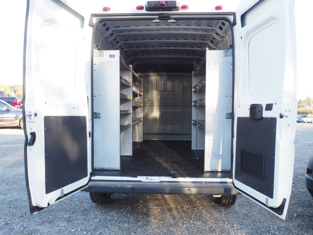 2018 ProMaster 2500 High Roof FWD,  Upfitted Cargo Van #M182027 - photo 2