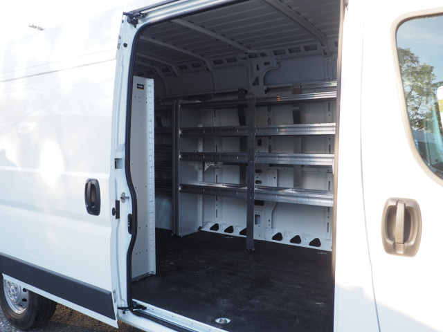 2018 ProMaster 2500 High Roof FWD,  Upfitted Cargo Van #M182027 - photo 6